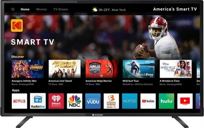 Kodak 102 cm (40 Inches) Full HD LED TV 40FHDX900S