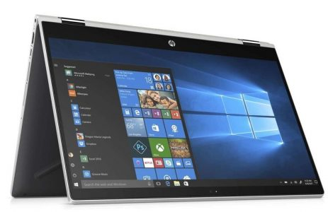 HP Pavilion x360 best foldable laptop
