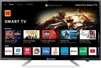 Kodak 80 cm (32 Inches) HD Ready LED Smart TV Kodak 32HDXSMART