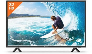 Micromax 81 cm (32 Inches) HD Ready LED TV 32P8361HD