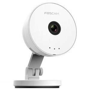IFITech Set of 2 Foscam C1 Lite Indoor HD 720P Wireless IP Camera