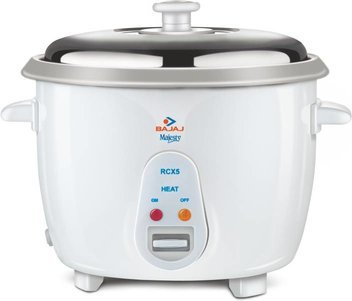 Bajaj RCX 5 Best Rice Cooker