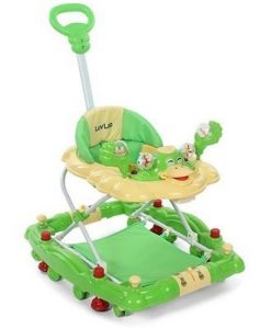 LuvLap Baby Walker Sunshine