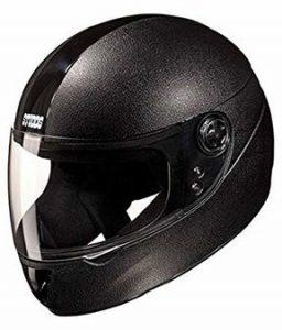 Studds Chrome Economy SUS_CEBFH_BLKL Full Face Helmet