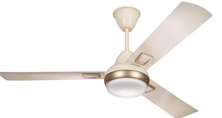 Syska SFL1000 Arty LED 1200mm Ceiling Fan