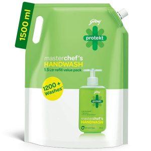 Godrej Protekt Masterchef Hand Wash