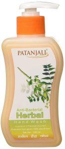 best liquid hand wash  Patanjali Herbal