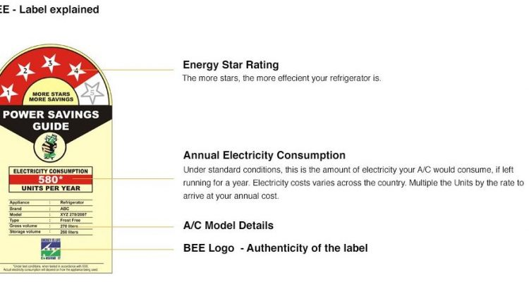 BEE-Star-AC Ratings