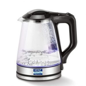 Kent Electric Kettle 1500-Watt (Transparent)
