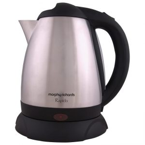 Morphy Richards Electric Kettle Rapido 1.8 Litre Stainless Steel