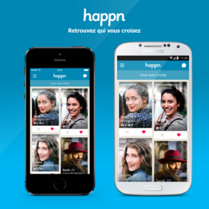 happn best dating apps of india